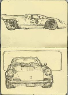 piscitelli chicken scratch Porsche