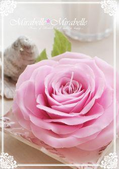 キャンドル教室 ミラベル*ミラベル(東京) #flower,#pink,#candle