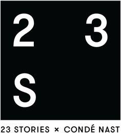 23 Stories x Condé Nast
