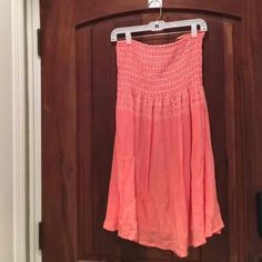 Coral dress for spring! - Mercari: Anyone can buy & sell