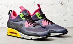 Nike Air Max 90 SneakerBoot Yes.