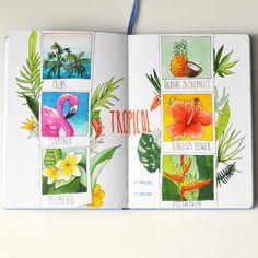 Super Art Sketchbook Pages Watercolors Ideas Sketchbook Pages, Art Journal Pages, Art Journals, Travel Journals, Copic Drawings, Art Drawings, Sketchbook Inspiration, Bullet Journal Inspiration, Copic Art
