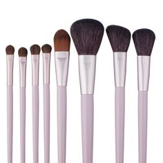 Fashion Useful 21 Pcs/set Make Up Brushes Foundation Brush Women Blush Cosmetic Brushes Women Beauty With Cosmetic Bag H22 V2