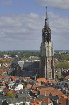 Delft, North Sea, Rotterdam, Empire State Building, Holland, Travel, Beautiful, Europe, Porches