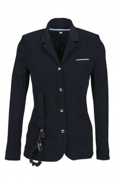 Catapulte - Horse Riding Airbag Jacket - Navy Blue Sport Fashion, Fashion Art, Bra Video, Equestrian Style, Horse Riding, Vest Jacket, Fit Women, Latest Trends, Swimsuits