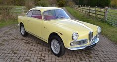 1961 Alfa Romeo Giulietta - Sprint | Classic Driver Market