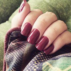 ♥                             Rê Blush    : Cor do Inverno: Marsala ♥