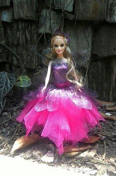 Purple fairy..