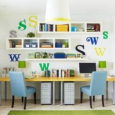 Love this as a home office