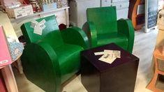 Carton-andco - Le mobilier en carton | Carton-andco - Le mobilier en carton - Professionnels