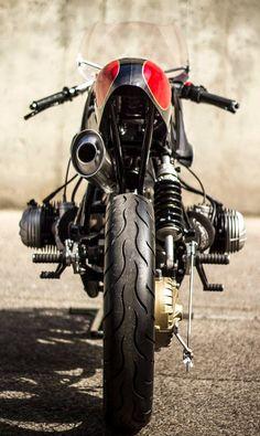 BMW Interceptor by Radical Ducati