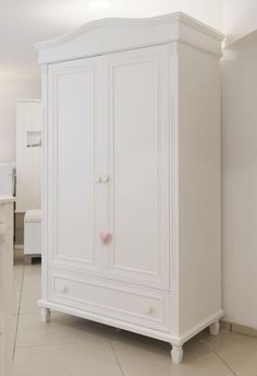Baby and Child Rooms in the Sizes You Want Girls Room Design, Room Design Bedroom, Girl Bedroom Designs, Home Room Design, Baby Bedroom, Baby Room Decor, Home Bedroom, Bedroom Decor, Wooden Wardrobe