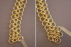 chainmaille tutorials - Google Search
