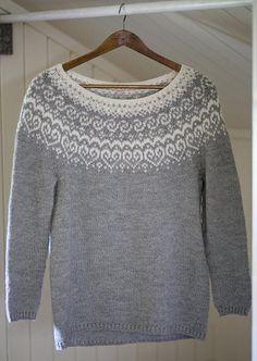 Knitting Sweaters Norwegian Free Pattern 62 Ideas For 2019 Fair Isle Knitting Patterns, Sweater Knitting Patterns, Baby Knitting, Knitting Sweaters, Vintage Knitting, Free Knitting, Knitted Gloves, Digital Pattern, Free Pattern