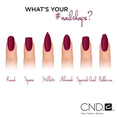 What's your nail shape?