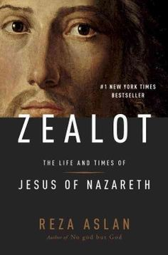 ZEALOT : The Life and Times of Jesus of Nazareth by Reza Aslan.  Click the cover image to check out or request the non-fiction kindle.