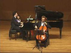 ▶ Gabriel Fauré Sicilienne. David Louwerse, violoncelle ; François Daudet, piano - YouTube