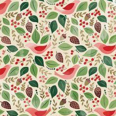 print & pattern: SCRAPBOOK - round up
