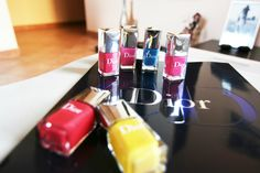 Scent of Obsession - Fashion Blogger: Dior Make Up - Be Iconic