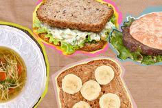 12 HEALTHY BROWN BAG LUNCH IDEAS