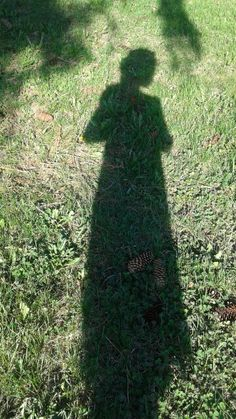 Me and my shadow Thats Not My