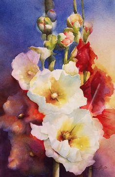 Linda Griffin: Watercolorist – Floral Gallery