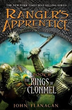 Eighth book in the Ranger's Apprentice series.
