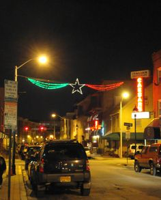 Little Italy in Baltimore has many great restaurants as well as the Little Italy Film Festival in the summer.