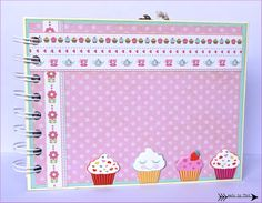 Recipe Backing Book - Arts by Tini: Kleines Rezepte-Buch ....