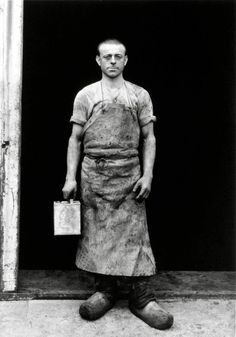 """By August Sander. August Sander was a German portrait and documentary photographer. Sander's first book Face of our Time was published in 1929. Sander has been described as """"the most important German portrait photographer of the early twentieth century."""" Wikipedia"""
