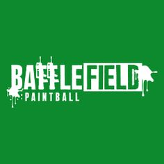 Battlefield, paintball