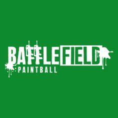 Battlefield, paintball
