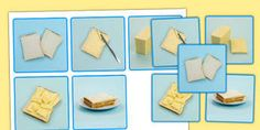 Making a Sandwich Photo Sequencing Cards - sequencing, cards Speech Language Therapy, Speech And Language, Sequencing Cards, How To Make Sandwich, Sandwiches, Asd, Literacy, Writing, Language