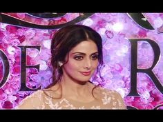 Sridevi looks GORGEOUS at Lux Golden Rose Awards 2016. Looking Gorgeous, Awards, The Originals, Rose, Artwork, Youtube, Pink, Work Of Art, Auguste Rodin Artwork