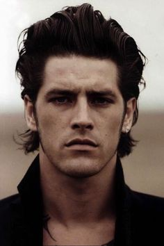 The Modern Mullet Hairstyles for Men