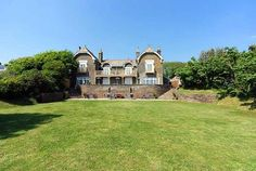 Classic Country Houses - Image Gallery - Luxury House Hire at The Old Vicarage, Malborough, Nr Salcombe. Luxurious self catering accommodati. Devon Cottages, The Beautiful South, Devon England, Luxury Holidays, Trip Advisor, Old Things, Villa, Mansions, House Styles