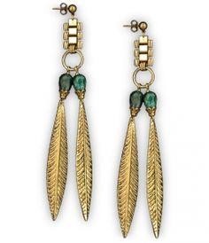 Ela Stone earrings