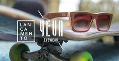 Yeva Eyewear - Moda sustentável em óculos de madeira.