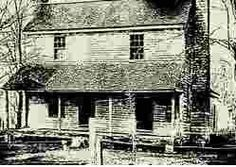 The Bell Witch house. In 1817, John Bell and his family were tormented by, who many believed, the spirit of Kate Batts. She was a spiteful old woman who believed that she had been cheated in a land purchase by John Bell, and on her deathbed she vowed to haunt him and his family. Kate's wrath was mainly directed at John and his favorite daughter, Betsy. With the wife and other children she was sometimes heard crooning softly, saying something pleasant, or just ignoring them completely.