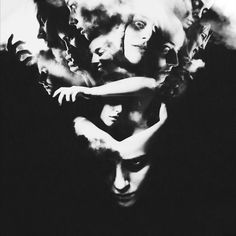 Spanish photographer Silvia Grav creates dreamy, mesmerizing images with her camera. She uses harsh contrasts and light effects to produce mysterious sceneries in which young. Surrealism Photography, Dark Photography, Monochrome Photography, Black And White Photography, Portrait Photography, Photography Ideas, Silvia Grav, Cloud Atlas, Multiple Exposure