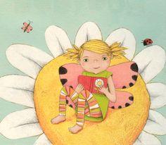 Un verano para leer (ilustración de Constanze von Kitzing)