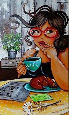 Black Women Art, Black Art, Images D'art, Plus Size Art, Fat Art, Isabelle, Woman Illustration, Female Art, Art Pictures