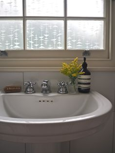 how to apply window film Downstairs Loo, Window Film, Take A Shower, Guest Room, How To Apply, Windows, Interiors, Home, Design