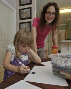 Autism spans generations: Disorder links parents, children.