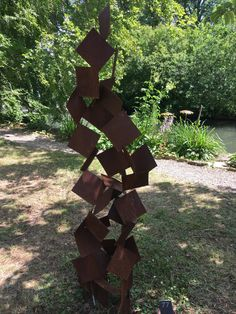 Sculpture, Metal, Metals, Sculpting, Statue, Sculptures