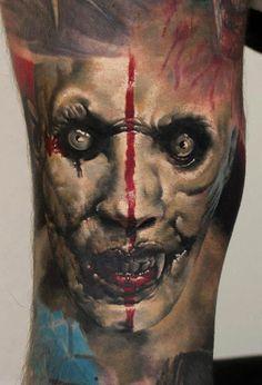 Tattoo Artist - Denis Sivak   www.worldtattoogallery.com/tattoo_artist/denis_sivak