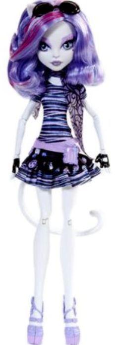 Catrine DeMew Monster High Doll
