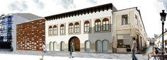 ⇀ Arte que converge con la #arquitectura ↼ Centro cultural en #Bucarest: así es el #proyecto de #rehabilitación llevado a cabo por sanahuja&partners