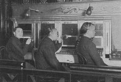 Chinese Telephone Operators, San Francisco - 1902 San Francisco, Vintage Telephone, The Old Days, Smart People, Old Pictures, Historical Photos, The Past, Old Things, Photograph
