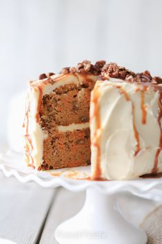 Carrot Cake (version 2)  #PrimalPalate